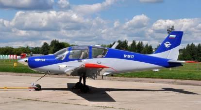 "Russian ""air taxi"" interested Kazakhstan"