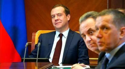 """Una volta, e non c'è fondo di riserva: Medvedev ha deciso di """"fischiare"""" alla fine"""