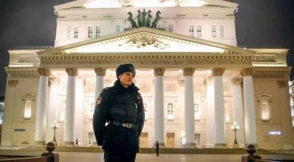 """Notte agitata: Mosca è stata """"minata"""" tre volte"""