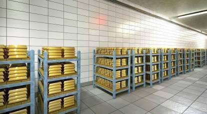 Qu'est-ce qui se cache derrière l'abandon du dollar par la NWF au profit de l'or, de l'euro et du yuan