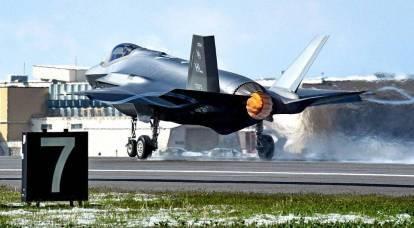 """""""La Russia è lieta che la NATO sia armata con l'aereo meno riuscito"""" - stampa britannica -"""