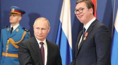 I tedeschi non sono un decreto: la Serbia non intende abbandonare la Russia per il bene dell'Europa