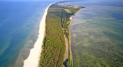 L'UE distrugge gli ambiziosi piani della Polonia nel Baltico