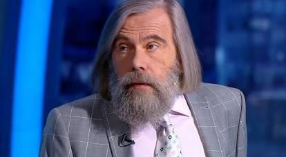 波格雷宾斯基:美国人明确表示不会捍卫乌克兰的利益