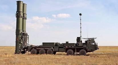 Gli esperti hanno valutato il valore del sistema di difesa aerea S-500 per la Russia