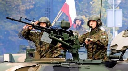 La Polonia si prepara al crollo dell'Ucraina