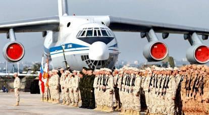 La campagna siriana renderà ricca la Russia