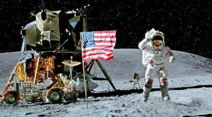 """Perché gli americani """"che sono volati sulla luna"""" non possono riconquistare il satellite terrestre"""
