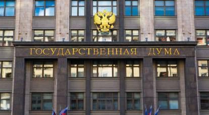 Duma di Stato: i lavoratori autonomi toglieranno il reddito