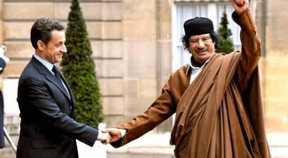 Sarkozy ha preso i soldi di Gheddafi: l'ex presidente arrestato