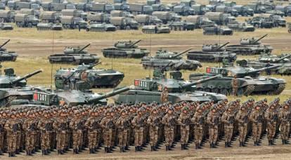 Pourquoi la Russie et la Chine doivent créer un bloc militaire dans un avenir très proche