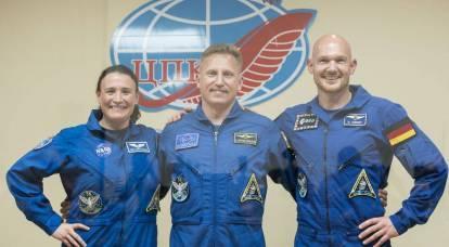 Come Soyuz MS-09 è arrivata sulla Terra