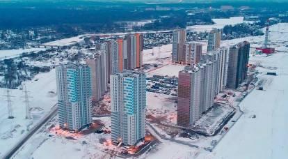 Chi vivrà nelle nuove città siberiane