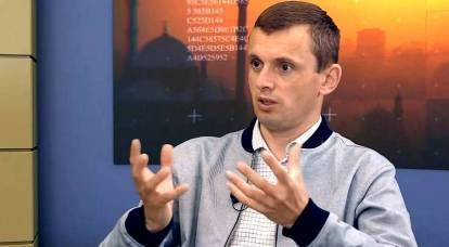 Cientista político ucraniano disse o momento aproximado do reconhecimento do LPNR pela Rússia