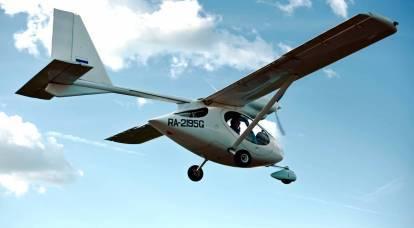 Rusia se prepara para probar aviones de hidrógeno
