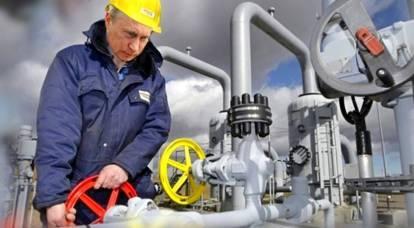 Ucrania admitió su derrota en la guerra del gas