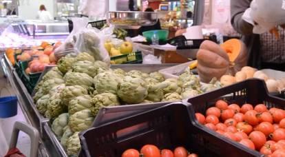 Russische Lebensmittelexporte brechen Rekorde