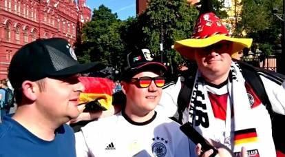 Impressioni di fan stranieri dalla Russia: certamente non ce lo aspettavamo!
