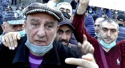 """""""Los rusos nos abandonaron"""". ¿Qué piensan los armenios en Ereván sobre la pérdida de Karabaj?"""