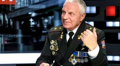 I generali ucraini hanno minacciato Putin di liquidazione