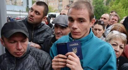 Esodo di massa in Polonia: gli ucraini sono diventati superflui in Ucraina