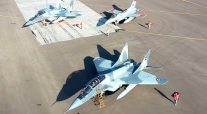 Why did Egypt buy Russian MiG-29Ms when it already had American F-16s