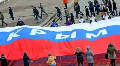 """""""I russi devono essere espulsi dalla Crimea"""""""