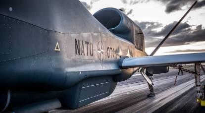 Los aeródromos ucranianos se modernizarán para recibir la aviación de la OTAN
