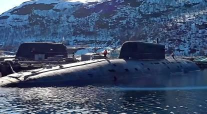 Cosa rende unici i sottomarini nucleari russi del Progetto 945 Barracudada