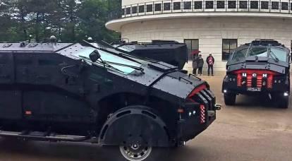 """""""Superagenten"""" in der Welt der Autos: Was fahren FSB-Offiziere?"""