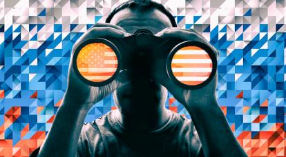 Los estadounidenses inundaron Rusia