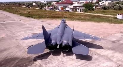 Perché l'Algeria ha bisogno di MiG-29M / M2 modernizzato