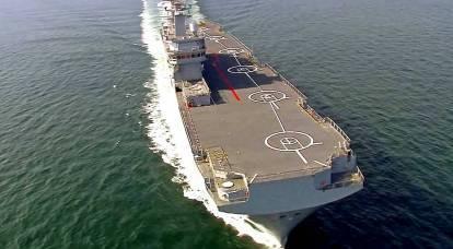 ヘリ空母の登場は、ロシアの海上能力を根本的に変えるだろう
