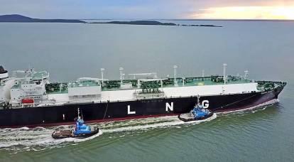Çin, Amerikan LNG'sini devreye soktu