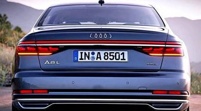 New Audi A8: the smartest car in the world