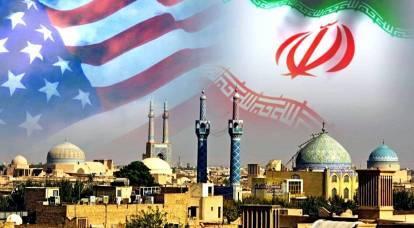 """Tras la """"liquidación"""" del dólar, Irán decidió abandonar el idioma inglés."""