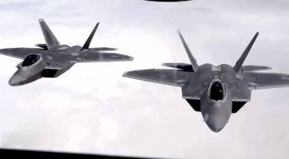 La Fuerza Aérea de EE. UU. Tiene la intención de abandonar el F-22
