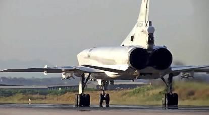 La aparición del Tu-22M3 en Siria habla del resurgimiento de la aviación naval rusa de misiles