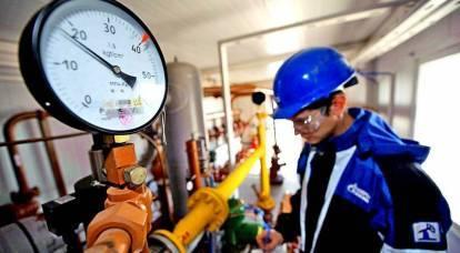 L'UE ha moderato l'appetito di gas in Ucraina