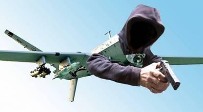Katil dronlar. Yeni bir gerçeklik yaratan bir silah