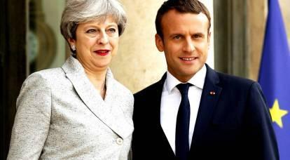 La Francia colpirà l'Inghilterra come aveva promesso Macron?