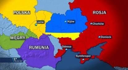 Come e perché l'Ucraina può perdere le sue regioni occidentali