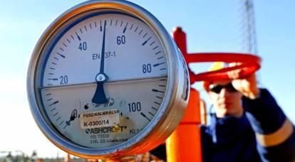 """Il gas russo chiuderà il progetto """"Ucraina"""""""