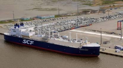 La Russia continua ad acquistare navi cisterna GNL all'estero