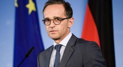 """Ministero degli Esteri tedesco: se Berlino lascerà la """"SP-2"""", solo Kiev sarà peggio"""