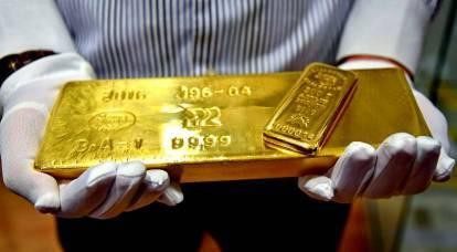 Il mondo ha inviato un segnale chiaro alla Federal Reserve statunitense e ha iniziato a prendere il suo oro