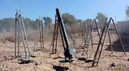 Kiev acusó a Moscú de provocar a Hamas en sus ataques con misiles contra Israel