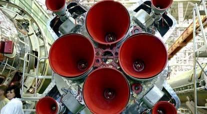 Les moteurs-fusées russes toujours convoités aux États-Unis