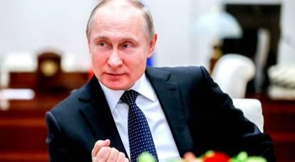 Putin ha restituito i soldi russi