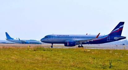 Como o Reino Unido poderia colapsar o mercado russo de viagens aéreas